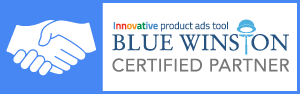 BlueWinston Partner Badge