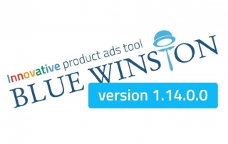 BlueWinston version 1.14.0.0 - innovative product ads tool for Google search