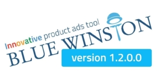 BlueWinston version 1.2.0.0 changelog - innovative product ads tool