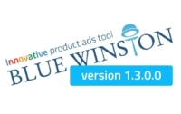 BlueWinston version 1.3.0.0 - innovative product ads tool for Google search