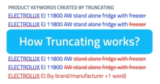 How truncating your product names from eshop works for product campaigns in Google AdWords