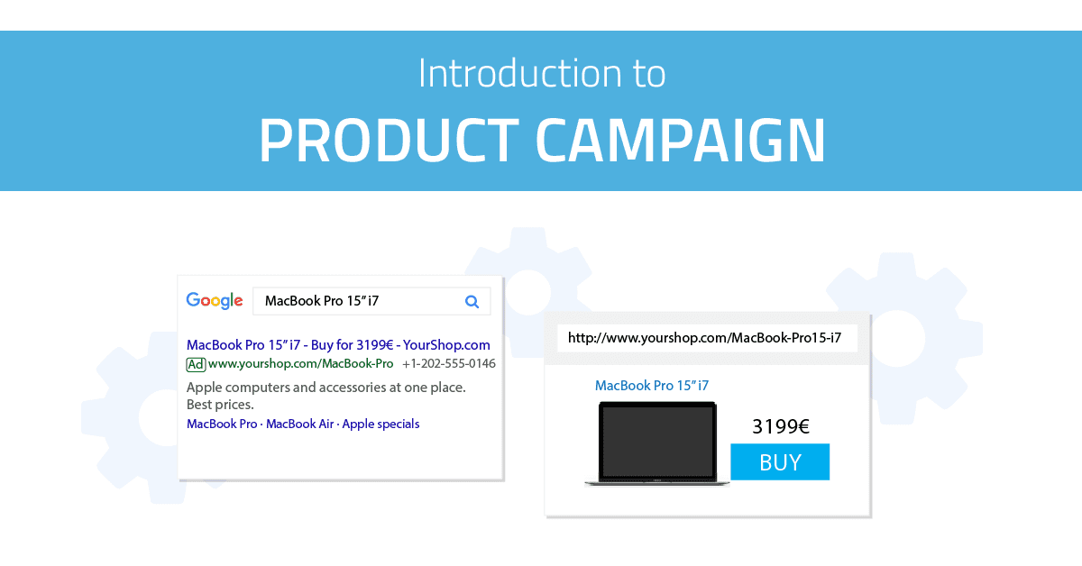 Introduction to Automatic Product text ads (campaigns) for e-shops in Google search