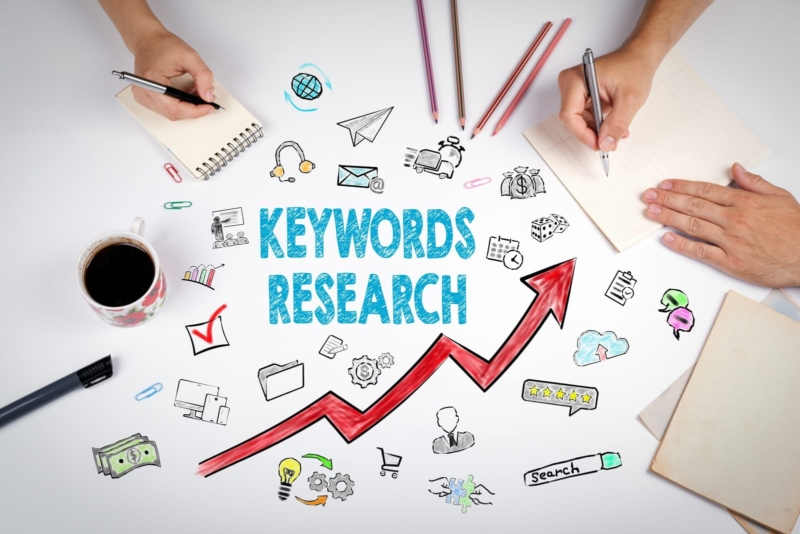 Keyword research in 2017, Keywords Research on your e-commerce site