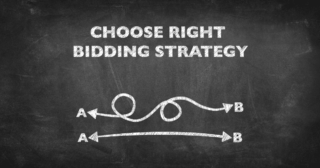 Google Ads bidding, Choose the right bidding strategy to complete your goals