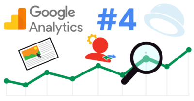 Quick guide to Google Analytics #4 – Get to know the behavior of your visitors