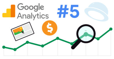 Quick guide to Google Analytics #5 – Do you earn money from the visits?