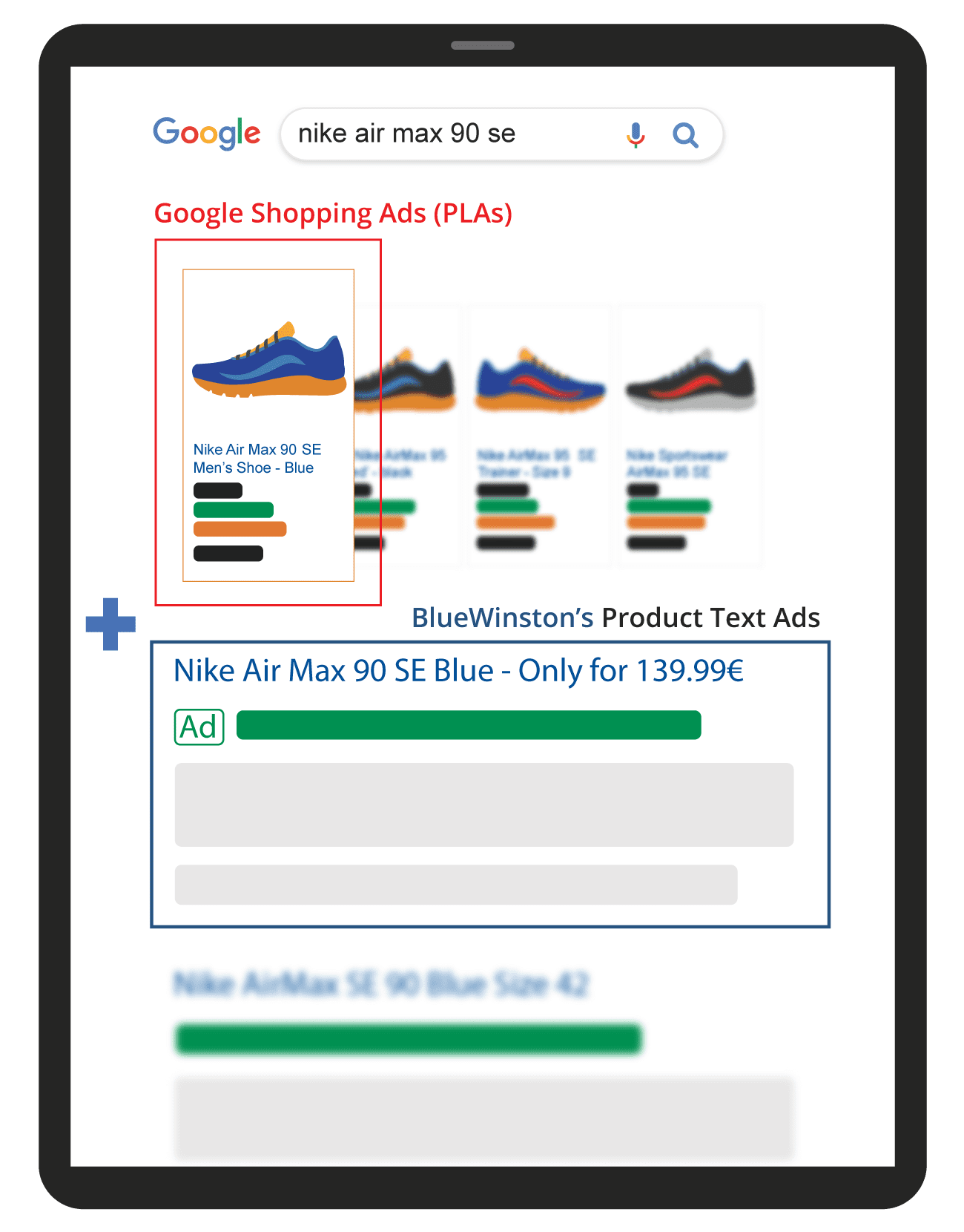Create feed driven product text ads and Shopping ads