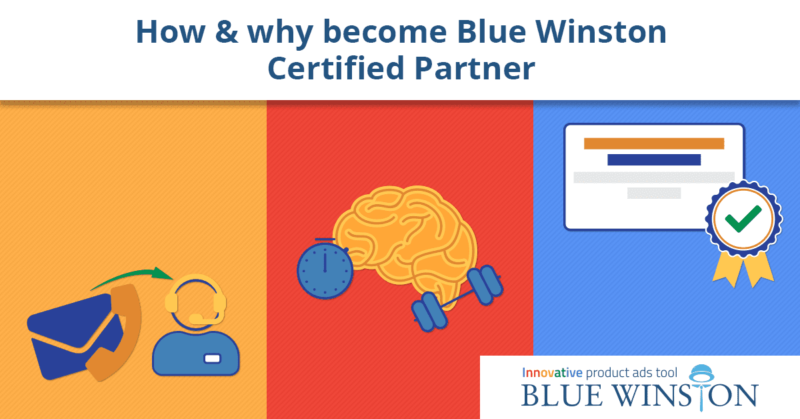 How & Why Become Blue Winston Certified Partner