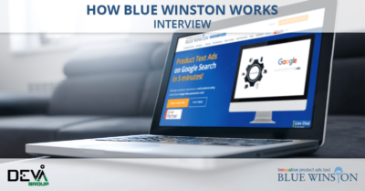 About Blue Winston for DevaGroup with Štefan Chochláč