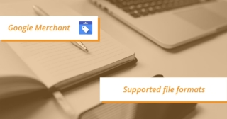 google merchant supported file formats header