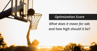 Oprimization score, what does it mean