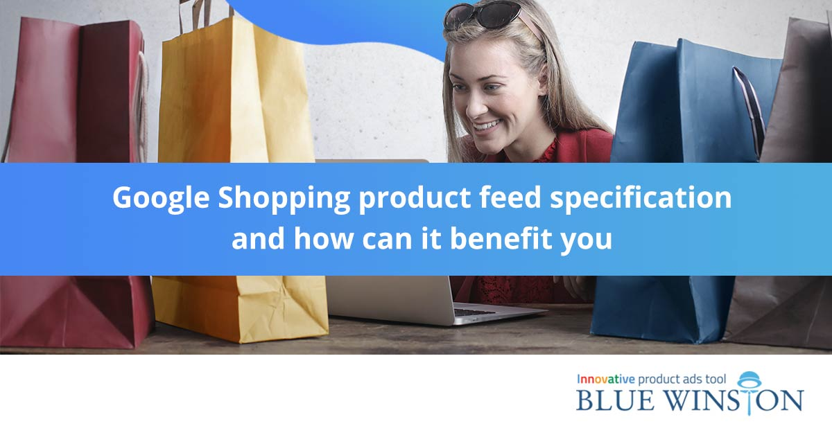 Google Shopping product feed specification