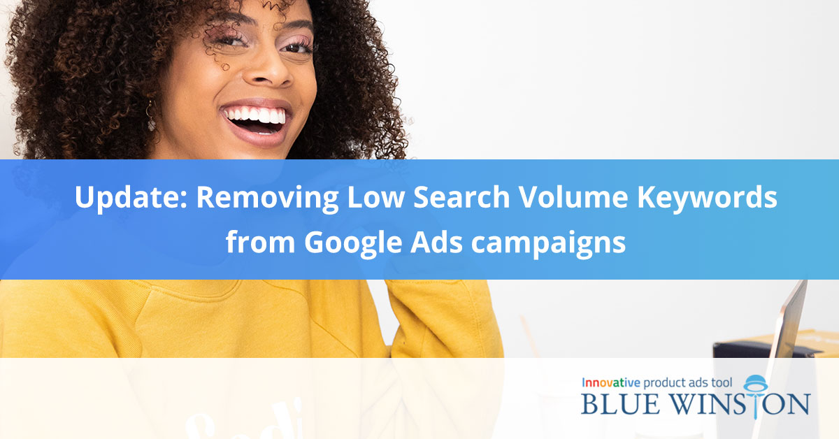 removing search volume keywords